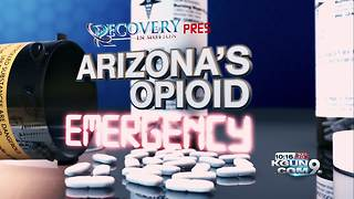 Opioid Addiction: A battle toward recovery - Video