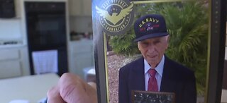 WWII veteran returns from Normandy