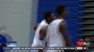 CSUB men's basketball wins home opener in first local game since the shutdown