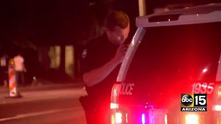 Peoria police on patrol for drunk drivers during Memorial Day weekend - Video