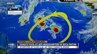 Disturbance could become Tropical Storm Oscar on Friday