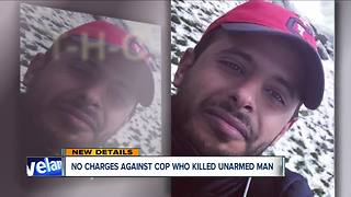 Analysis after cop who killed unarmed man faces no charges - Video