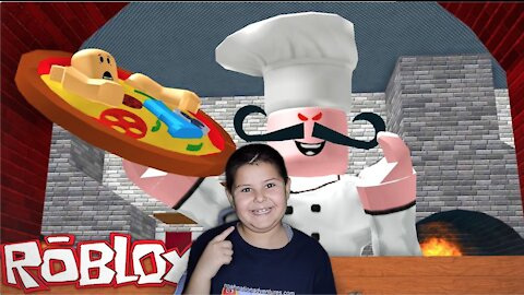 Roblox Escape The Pizzeria Obby Game Review