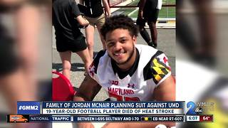 Family of deceased UMD football player planning lawsuit against university - Video