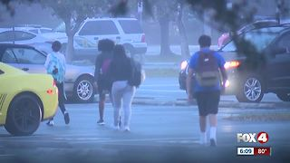 New security measures in place at Collier Schools - Video