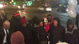 Community holds prayer walk after 73-year-old, kids die in Baltimore - Video