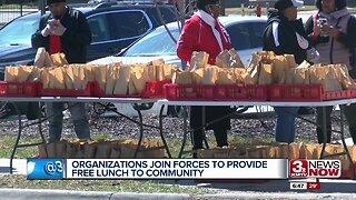 Free lunches in North Omaha