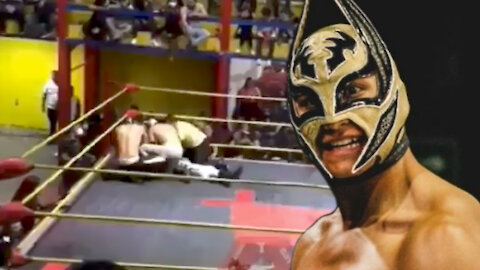 Luchador Wrestler Principe Aereo Dies Mid-Match While Collapsing During The Fight