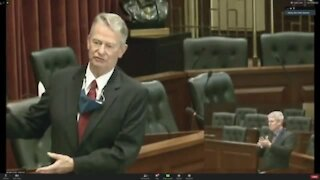Governor Little news conference on the state budget