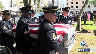World War II soldier whose remains were recently identified buried with military honors - Video