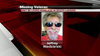 MISSING: Army veteran missing, possibly homeless