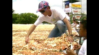 37-Meter Pizza - Video