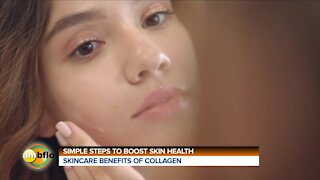 SIMPLE STEPS TO BOOST SKIN HEALTH