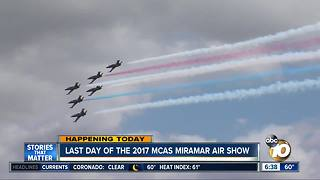 Last day for Miramar Airshow - Video
