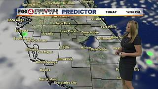 Warm and Muggy Start to the Week - Video