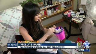 Real-life 'Molly's Game' Loveland native talks about what's real, what's happened since - Video