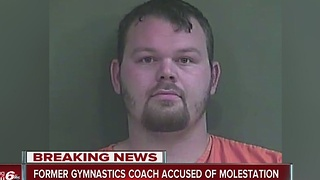 Former Zionsville gymnastics coach accused of inappropriately touching 3 young girls during training