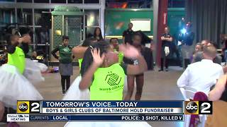 Baltimore Boys and Girls Club holds fundraising Gala - Video