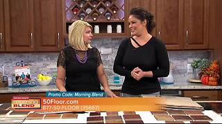 The Morning Blend talks to 50 Floor about their October sales - Video