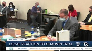 San Diego advocates, analysts reaction to Chauvin trial