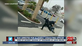 Arrest by force viral video - Video