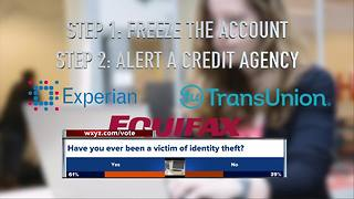 What to do if you become a victim of identity theft - Video
