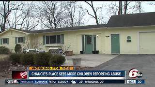 More Hoosier children are reporting abuse than ever before - Video