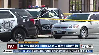 Recent incidents highlight importance of self-defense for women in Las Vegas