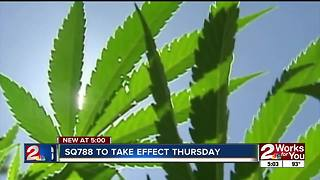SQ788 to go into effect Thursday