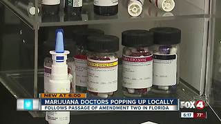 Medicinal marijuana doctors popping up local - Video