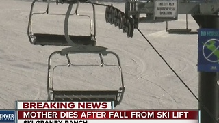 1 dead; 2 injured after falling from ski lift in Colorado - Video