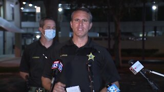 Pasco County Sheriff Chris Nocco provides update following Amber Alert issued for missing 11-year-old girl (11 p.m. update)