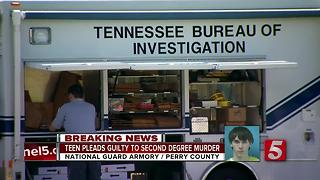 Teen Pleads Guilty In Tenn. Armory Shooting - Video