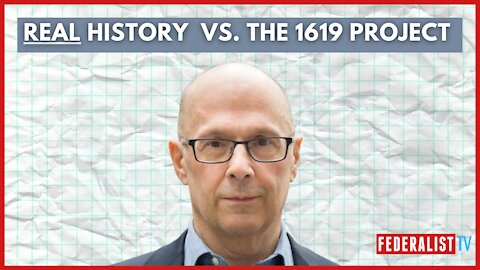 The Difference Between Real History And The 1619 Project