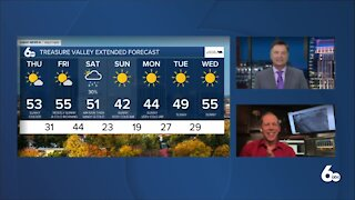 Scott Dorval's Idaho News 6 Forecast - Wednesday 10/21/20