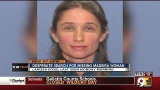 Madeira woman still missing after two days of bitter cold - Video