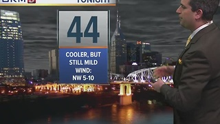 Henry's Evening Forecast: Tuesday, January 17, 2017 - Video