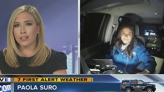 Mobile weather lab Paola