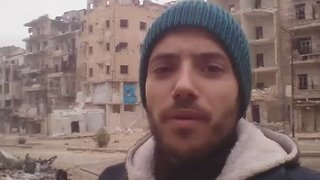 Activist Shows Extent of Aleppo Destruction Ahead of Evacuations - Video