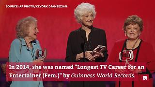 Getting to know Betty White | Rare People - Video