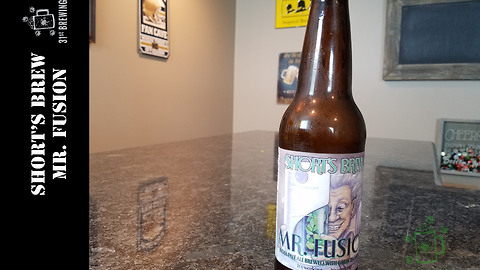 Short's Brewing 'Mr. Fusion' beer review