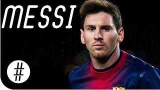 Messi In Numbers - Video