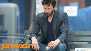 Keanu Reeves's Inspiring Story - Video