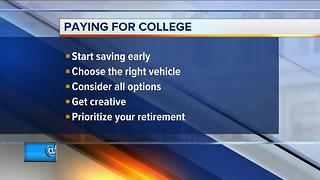 Ask the Expert: Paying for college