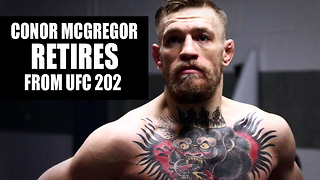 Voice actor impersonates Conor McGregor in parody interview - Video