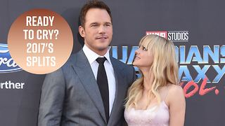 Depressing! The worst star break-ups this year