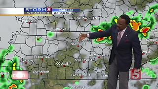 Lelan's Morning Forecast: Friday, June 30, 2017 - Video