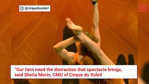 Free Cirque Du Soleil Shows Online Are A Breathtaking Escape From Your Couch