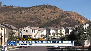 Communities planned for high risk fire zones in San Diego County - Video