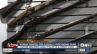 Woman used pawn shop in gun-buying scheme - Video